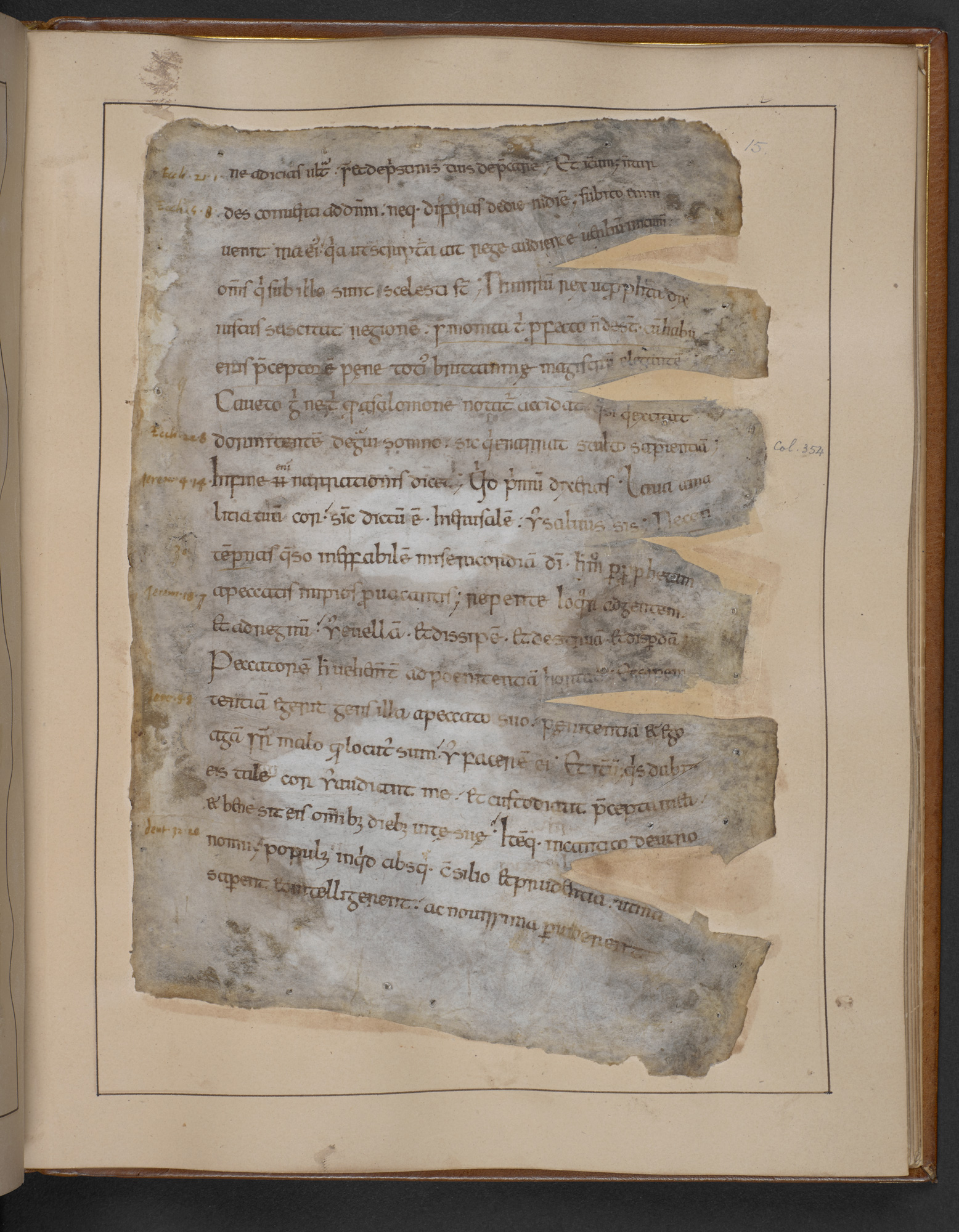 Cotton MS Vitellius A VI