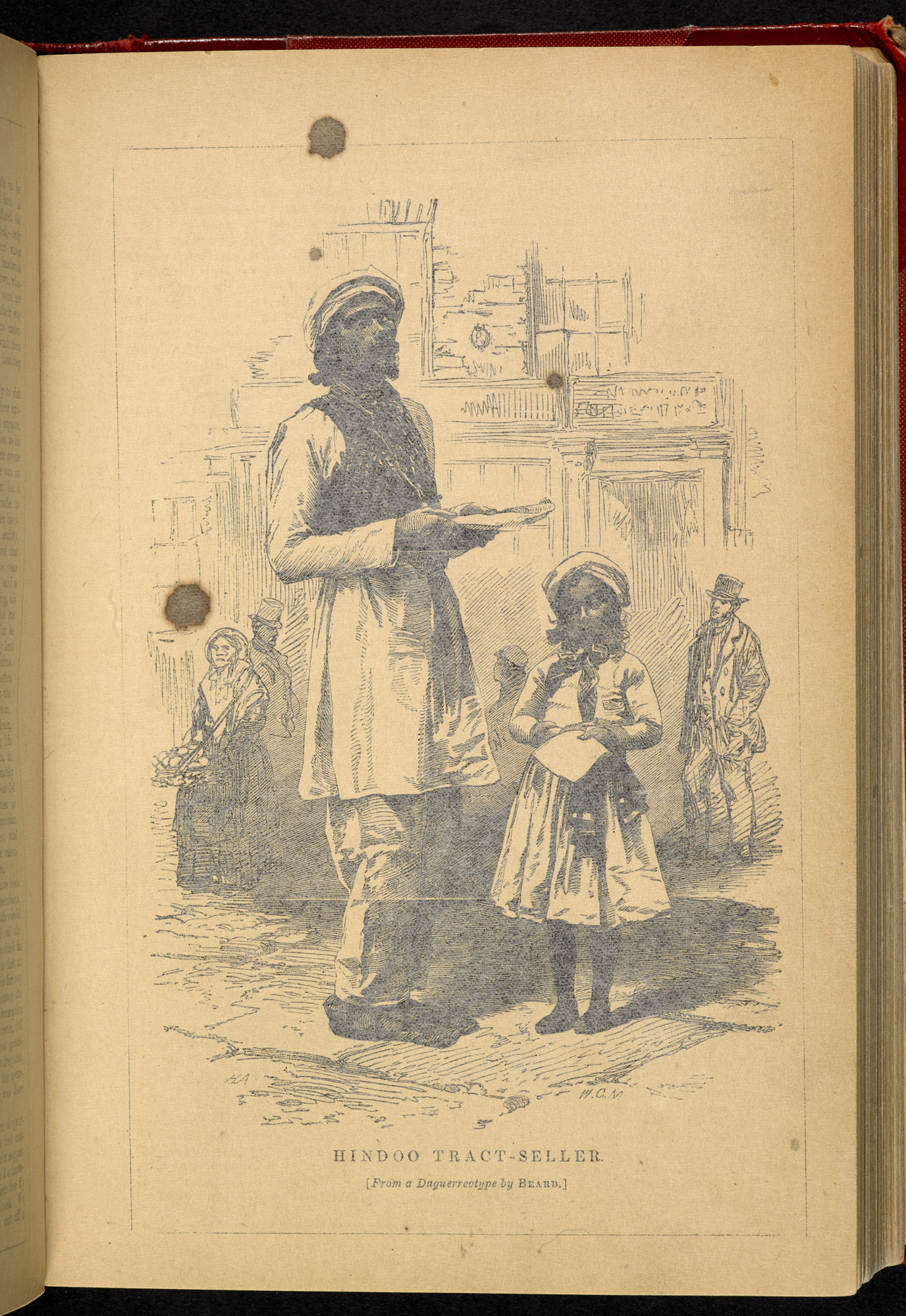 London Labour and the London Poor by Henry Mayhew, 1861 - The
