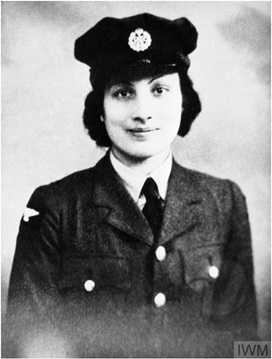 Photograph of Noor Inayat Khan