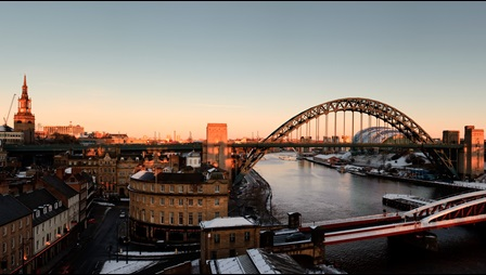 Photograph of Newcastle