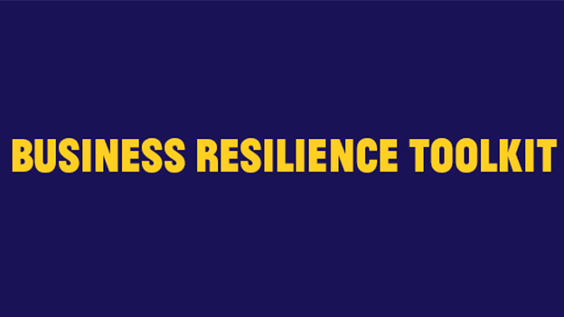 Business resilience toolkit