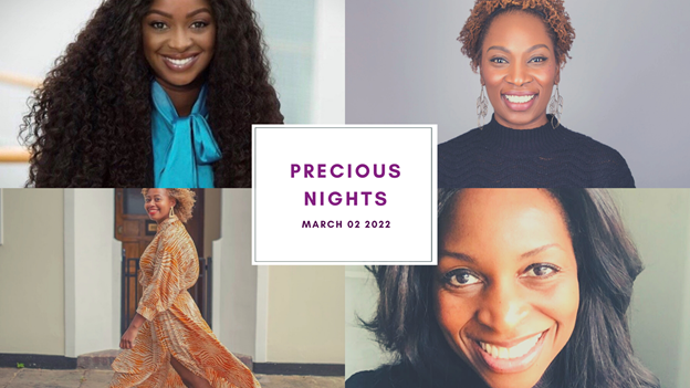 Poster for Precious Nights