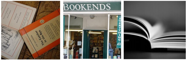 Books and a bookshop