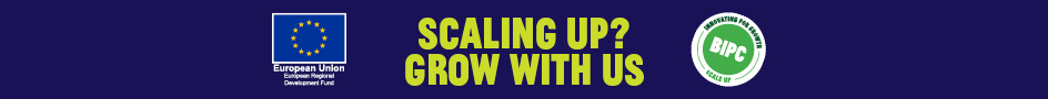 Innovating for Growth scale up promo banner