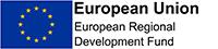 European Regional Development Fund (ERDF) Logo