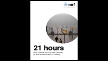 21 hours: why a shorter working week can help us all to flourish in the 21st century