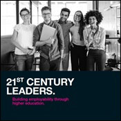 Image of 21st century leaders cover