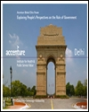 Accenture global cities forum - Delhi: exploring people's perspectives on the role of government