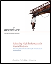 Achieving high performance in capital projects: securing India's future through infrastructure development