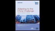 Adapting to the China challenge: lessons from experienced multinationals