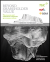 Beyond shareholder value: the reasons and choices for corporate governance reform