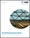 The British Business Bank: creating good sustainable jobs