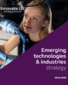 Emerging technologies and industries strategy 2014-2018