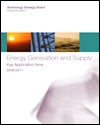 Energy generation and supply: key application area 2008-2011