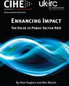 Enhancing impact: the value of public sector R&D