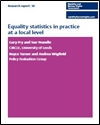 Equality statistics in practice at a local level
