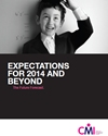 Expectations for 2014 and beyond: the future forecast