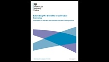 Extending the benefits of collective licensing: consultation on the UK's new extended collective licensing scheme