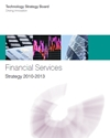 Financial services strategy 2010-13