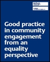 Good practice in community engagement from an equality perspective