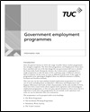 Government employment programmes