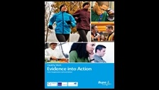 Healthy work: evidence into action