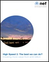 High Speed 2: the best we can do?