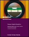 Human Capital Analytics: Generating insights to meet complex workforce, HR and business challenges