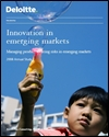 Innovation in emerging markets: 2008 annual study