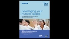 Leveraging your human capital: managing better outcomes from meetings, discussions and conversations