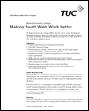 Making south-west work better