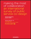 Making the most of collaboration: an international survey of public service co-design
