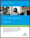 The management agenda 2008