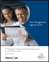 The management agenda 2010: a management agenda benchmarking report for the INGO sector
