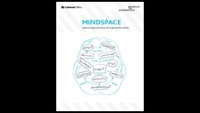 Mindspace: influencing behaviour through public policy