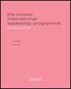 The Mosaic International Leadership Programme