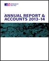 Ordnance Survey annual report and accounts 2013/14