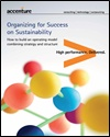 Organizing for success on sustainability: how to build an operating model combining strategy and structure
