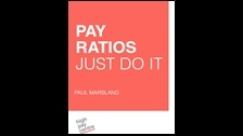 Pay ratios: just do it