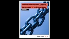 Pensions and corporate financial performance: intricately linked
