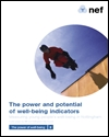 The power and potential of well-being indicators: measuring young peoples well being in Nottingham