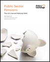 Public sector pensions: the UK's second national debt