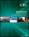 Raising the bar: business priorities for industrial strategy one year on