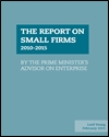The report on small firms 2010-2015 by the Prime Minister's advisor on enterprise