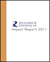 Research Councils UK: impact report 2011