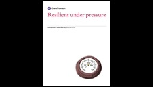 Resilient under pressure: entrepreneur insight survey