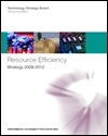 Resource efficiency: strategy 2009-2012