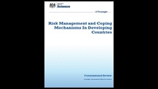 Risk management and coping mechanisms in developing countries