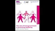 The role of local government in promoting wellbeing