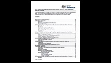 Science and engineering assurance review of the Department for International Development: appendix D DFID headquarter interview findings